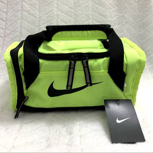 Nike lunch box duffle bag insulated small tote New